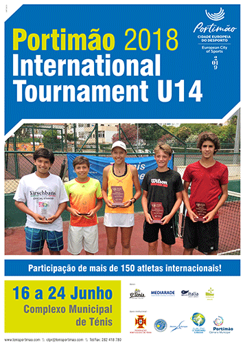 Portimão International Tournment Tennis 2018