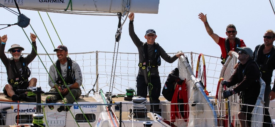 Marina de Portimão é 'stop over' para etapa inicial da Clipper Round the World Yatch Race