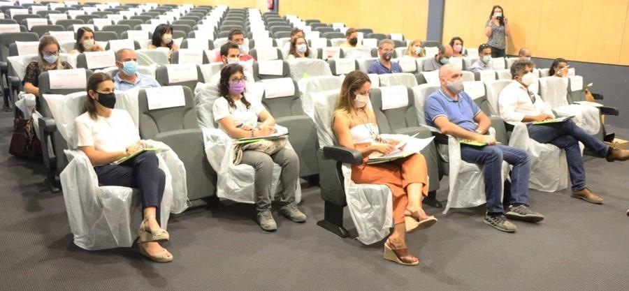 30.07.2020  Portimão direciona programa de sensibilização sobre a Covid 19 para o setor da construção